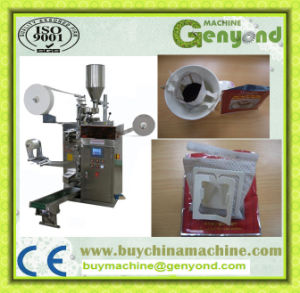 Ground Coffee Powder Packing Machine pictures & photos