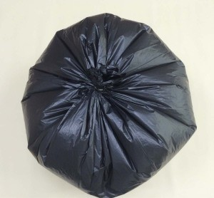 Black Star Seal Plastic Garbage Bag / Trust Bag pictures & photos