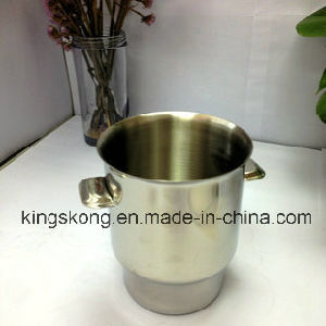 Stainless Steel Ice Bucket with Two Ears pictures & photos