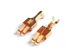 Sheet Metal Fabrication Copper&Brass Parts for Electronic Product Connection pictures & photos