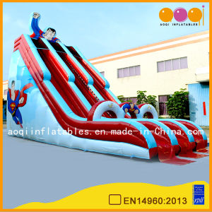 Giant Inflatable High Slide for Sale (AQ1139) pictures & photos