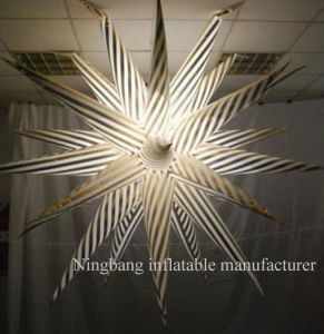 32 Corner Inflatable Lighting Star for Decoration pictures & photos