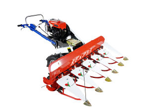 4G150 Man-Holding & Self-Walking Harvesting Machine