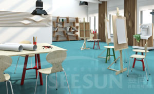 PVC Commercial Flooring - Style 2.4t pictures & photos