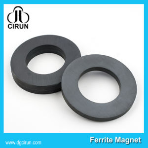 Permanent Small Ring Ferrite Magnets for Speaker pictures & photos