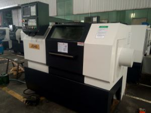 CNC Horizontal Lathe Bubut CNC (JD32/CK0632/CK6132) pictures & photos