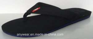 China Men Slippers Shoes Flip Flop Footwear (816-6851) pictures & photos