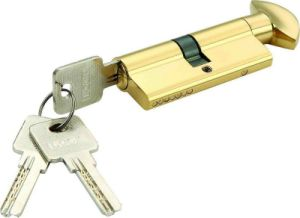High Quality Brass/Zinc Computer Key Cylinder (C3370-121 BP -261BP) pictures & photos