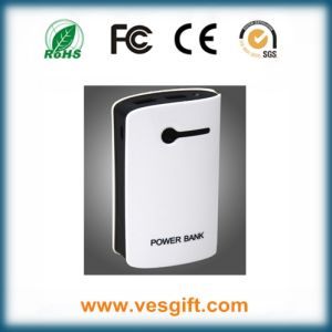 Little Waist 7800mAh ABS Mobile Battery Power Bank pictures & photos