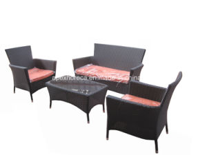 Pomotion Patio Rattan Furniture Outdoor Furniture Garden Furniture Sofa pictures & photos