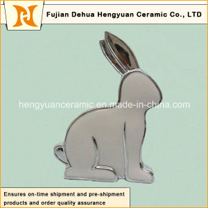 Easter Tealight Round Stand Bunny Shape Candle Holder pictures & photos