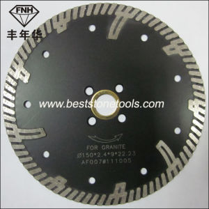 CB-16 Turbo Cutting Blade Flange Tb2 Turbo Protective Teeth pictures & photos