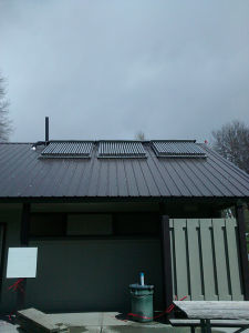 300L 500L Household Split Pressurized Solar Water Heater System pictures & photos