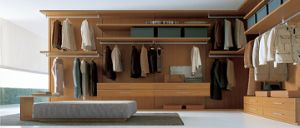 Plywood Cabinets Wall Almirah Designs/Bedroom Closet Wood Wardrobe pictures & photos