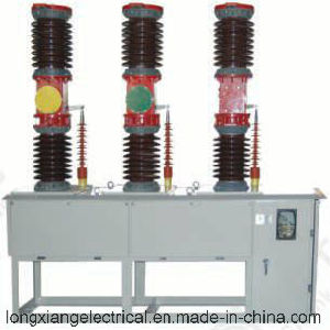 Zw7-40.5 Outdoor High-Voltage Vacuum Circuit Breaker pictures & photos