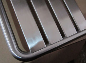 Stainless Steel Foldable Shower Seat (08-003) pictures & photos