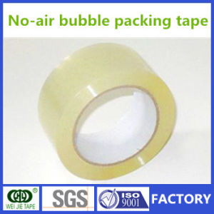2015 Hot Sale No-Air Bubbles Packing Tape From Own Factory pictures & photos
