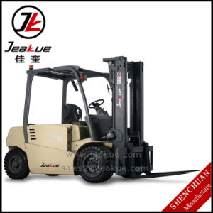 German Quality Fb60 Counterbalance Electric Forklift pictures & photos