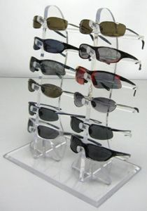 5 Pair Acrylic Sunglasses Glasses Retail Shop Display Unit Stand Holder Case pictures & photos