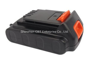 Battery for Black & Decker Bdcdmt120 Ldx120c Lcs120
