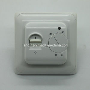 Rtc70 16A New Floor Heating Thermostats Temperature Controller pictures & photos