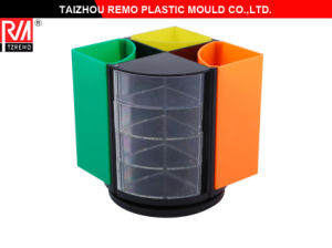 Well Designed Plastic Pen Holder Mould pictures & photos