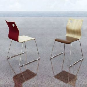 Modern Style Stacking Dining Chair pictures & photos