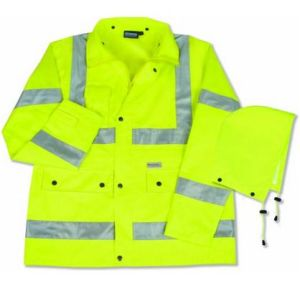 3m High Visibility Safety Parka with Pockets pictures & photos