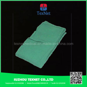 High Quality 100% Cotton Surgical Towel pictures & photos