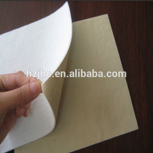 Custom Polyester Printed Nonwoven Self-Adhesive Needle Felt Pad