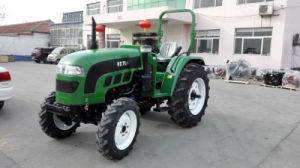 70HP Huaxia Brand Hx704 4WD Farm Tractor pictures & photos