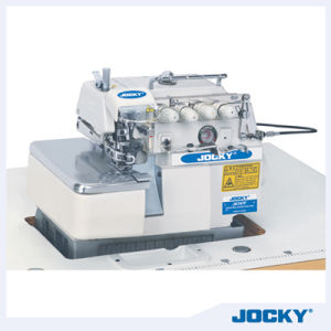 4 Thread Back Latching Overlock Sewing Machine (JK747F-514M5-23BK)