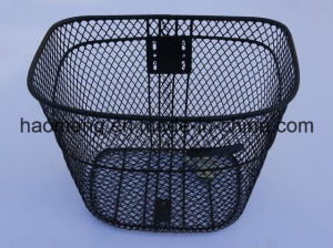 Low Price Steel Bicycle Basket pictures & photos