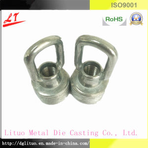 Zinc Alloy Die Casting LED Lamp Crystal Hanging Part pictures & photos