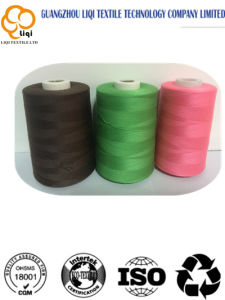 High-Quality with Eco-Friendly Rayon 100% Polyester Embroidery Textile Sewing Thread pictures & photos