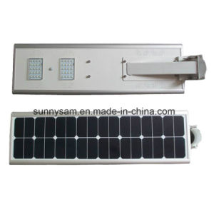 Waterproof 12V 60W Solar LED Street Light with CE RoHS pictures & photos