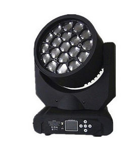 19*12W RGBW 4 In1 LED/Bee Eye 19 LED Beam Moving Head Stage Light pictures & photos