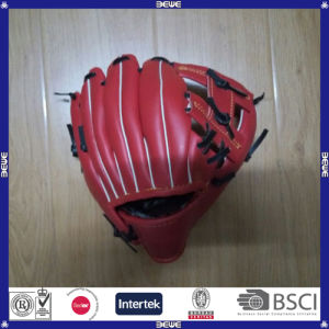 Wholesale PVC Leatehr Custom Printing Baseball Glove pictures & photos