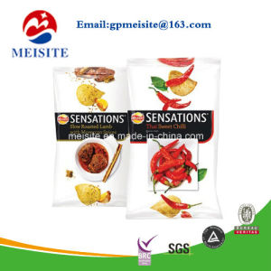 Plastic Packaging Bags of Solid Milk pictures & photos