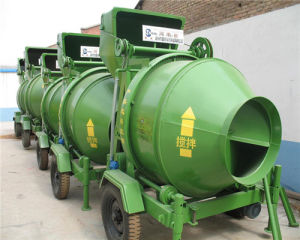 Jzc350 Mobile Mini Concrete Mixer, Portable Concrete Mixer pictures & photos