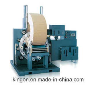 Semi-Automatic Horizontal-Vertial Ring Type Wrap/Wrapping Package/Packing Machine pictures & photos
