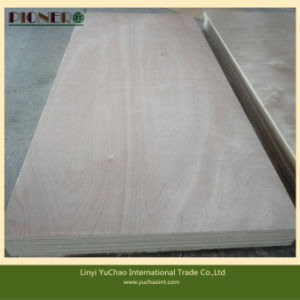4.0mm BB/CC Grade Okoume Plywood for South American Market pictures & photos