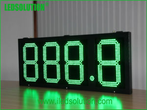 Digital Number Display \ LED Number Display Sign \ LED Number Board pictures & photos