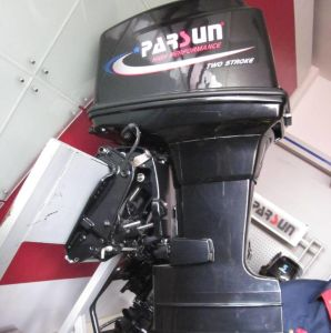 90HP 2-Stroke Outboard Engine pictures & photos
