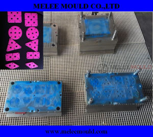 Plastik Tool for Constructions Game-Roto Disc Mold in Moulding pictures & photos