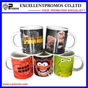 Printed Bright Colorful Ceramic Mug for Promotional (EP-M9154) pictures & photos