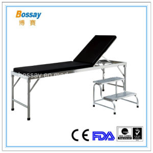 Clinic Examination Beds Patient Examination Bed with Back-Rest Function pictures & photos