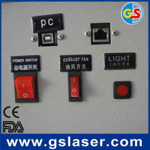 Laser Cutting Machine Made in Shandong pictures & photos
