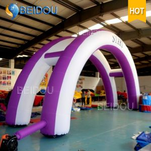 Custom Advertising Arch Air Start Finishing Line Infatable Archway