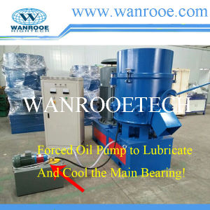 Virgin Plastic Film Agglomerator Machine pictures & photos